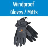 Windproof Gloves / Mitts
