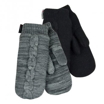 Cable Knit Mitt from Extremities