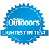 The Great Outdoors Lightest In Test